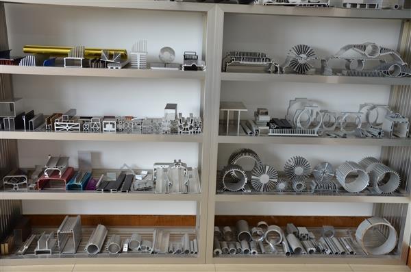 长期生产供应特殊异形工业型材