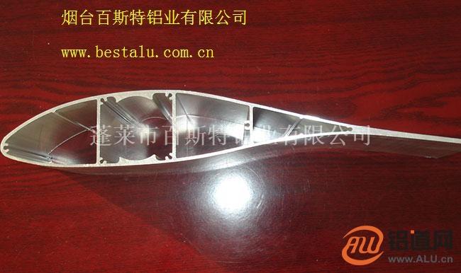 6005铝合金风叶型材铝风机风叶加工