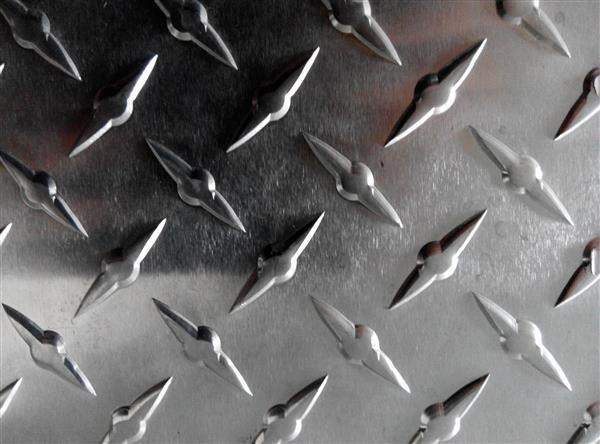 指针型花纹铝板誉达直销支持定制
