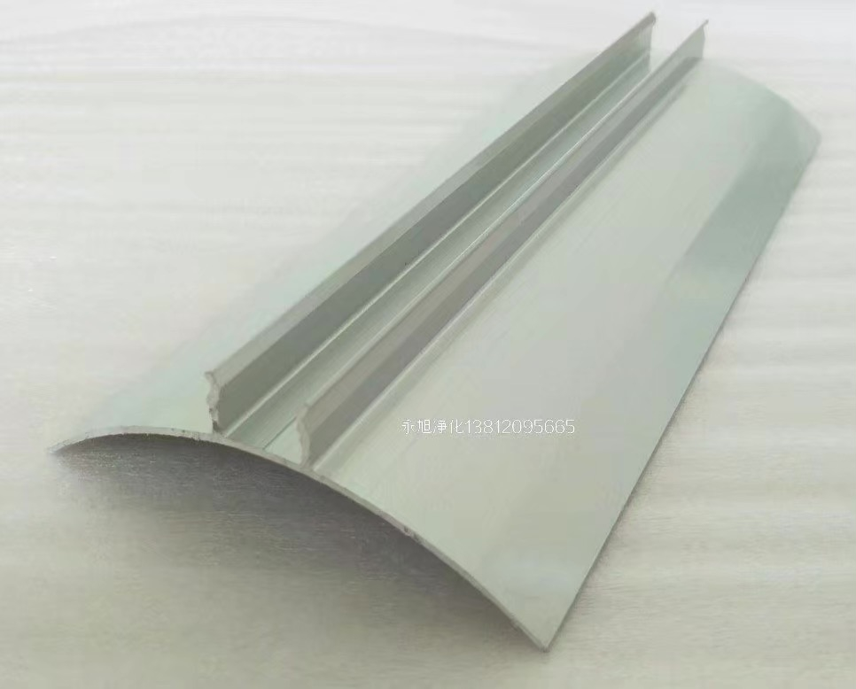 医药制造厂高洁净生产车间用中字铝材
