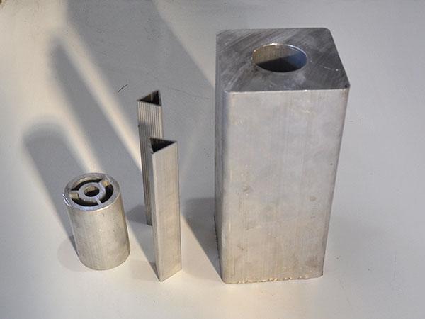 西安铝方管矩形管