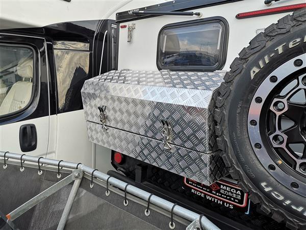 铝箱厂家定制户外房车收纳箱工具箱