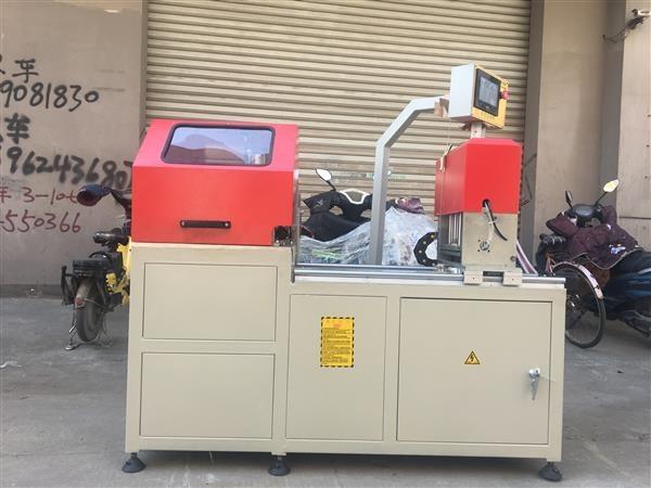 邓氏工业铝合金型材切割机多少钱一台