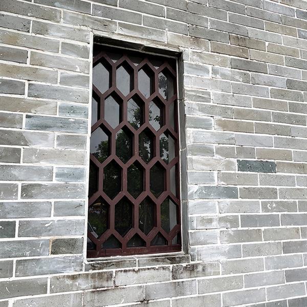 河南漯河铝合金转角中式屏风