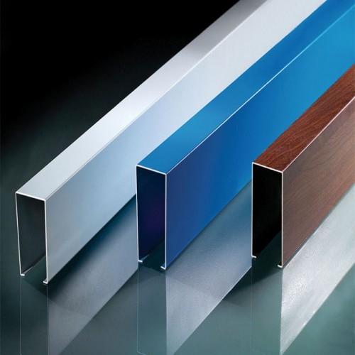 铝方通加工生产厂家 定制铝方通规格 颜色