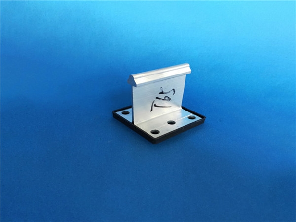 铝镁锰合金屋面板支架 铝合金支座―厂家直销