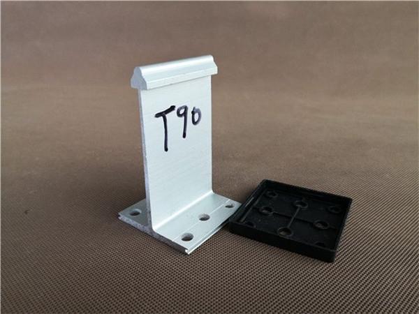 直立锁边系统附件铝合金T码―厂家直销