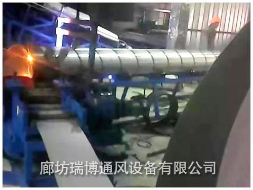 焊管机 螺旋焊管机 不锈钢自动螺旋焊管机