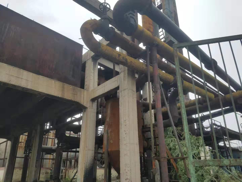 废旧拆迁拆除回收二手化工反应设备搅拌设备
