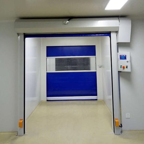 车间缓冲通道专项使用快速卷帘门