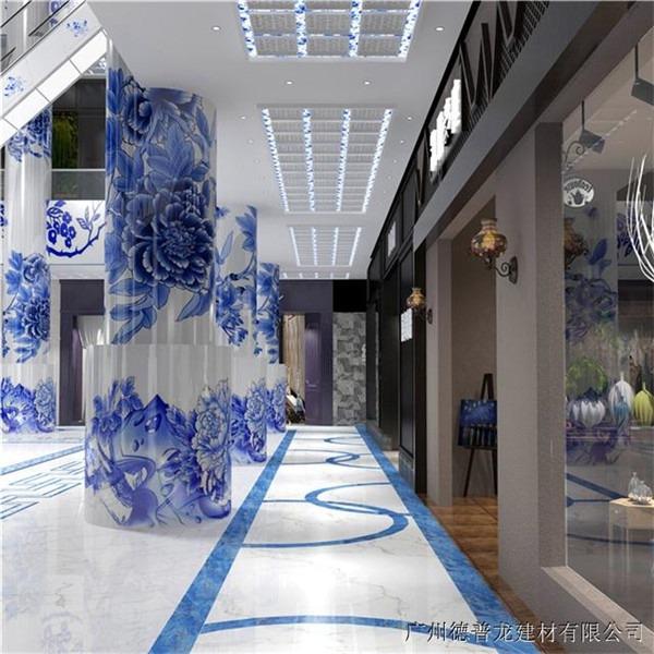 湖北艺术彩绘3D打印铝单板-幕墙装饰效果好