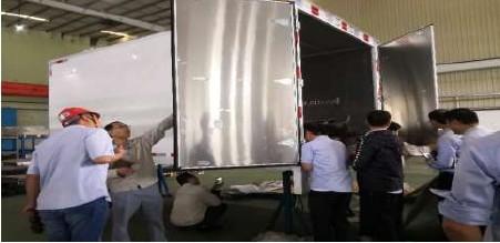 比亚迪供应全铝车厢