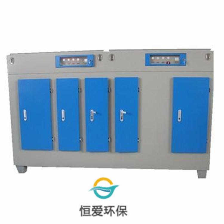 UV光解废气处理设备的工作原理及特点