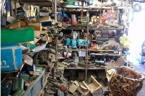 废旧物资回收拆除收购搬迁工厂剩余二手物资
