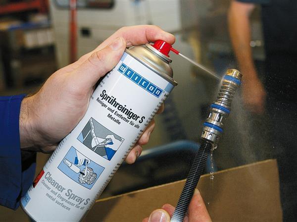 Weicon S设备材料除油污清洁喷剂 快速除油