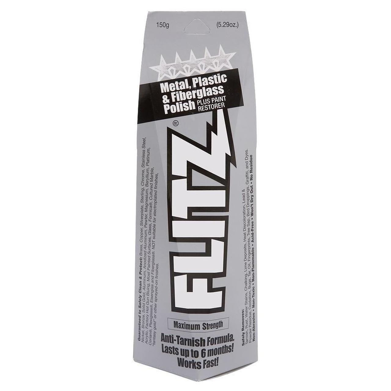 Flitz Polish不锈钢金属抛光膏
