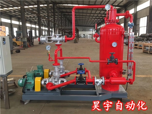 蒸汽冷凝水回收装置为企业解决水资源难题