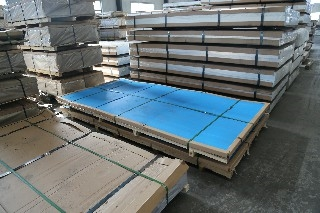 2mm厚铝板5252铝板济南厂家
