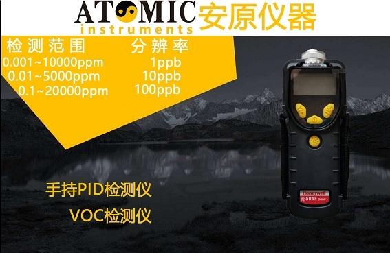 手持式VOC检测仪的用途和使用场景