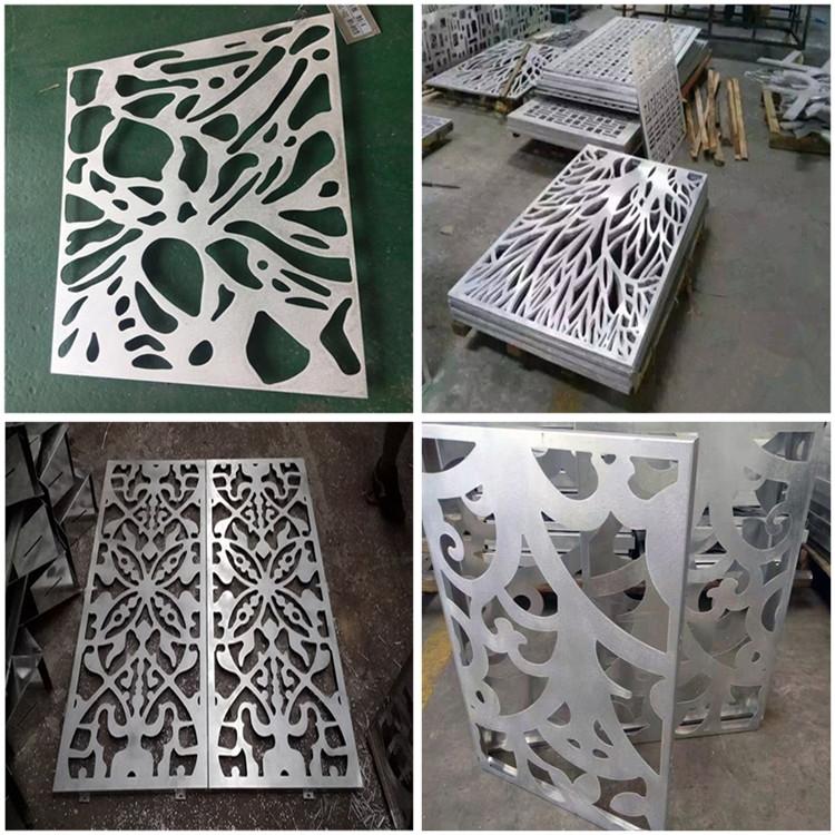 异形造型铝单板厂家价格