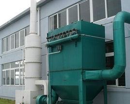 单机脉冲除尘器工业环保设备移动布袋式滤筒激光切割中央集尘器