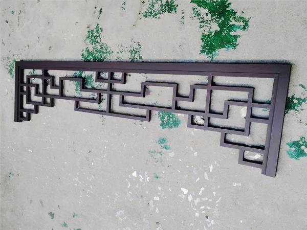 屋檐铝挂落-仿木色铝挂落-厂家选择