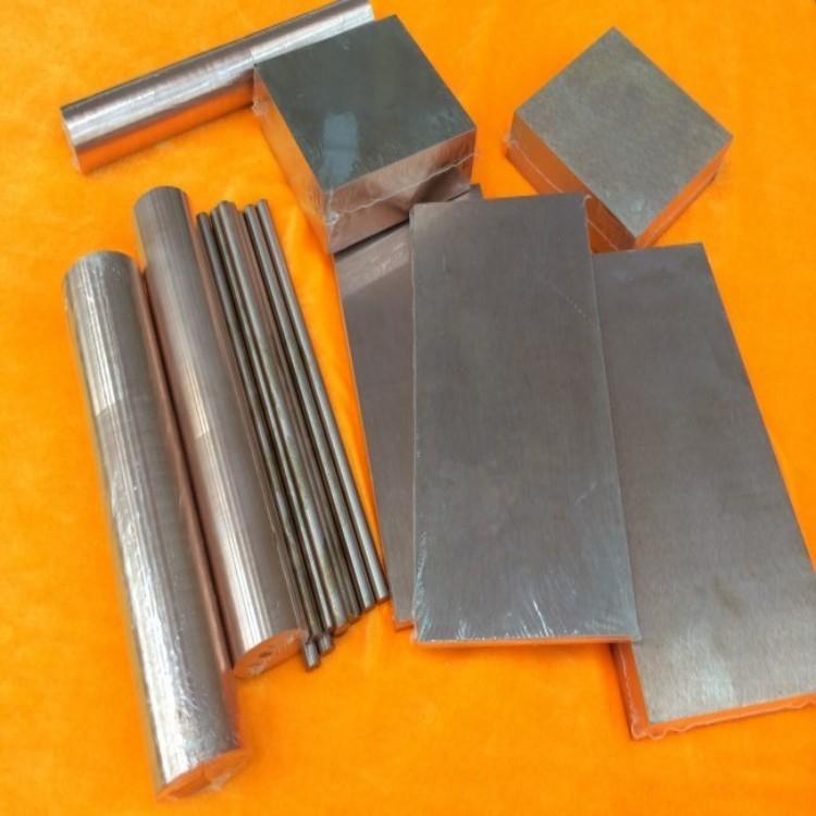散热器钨铜片-CuW80铜钨合金参数