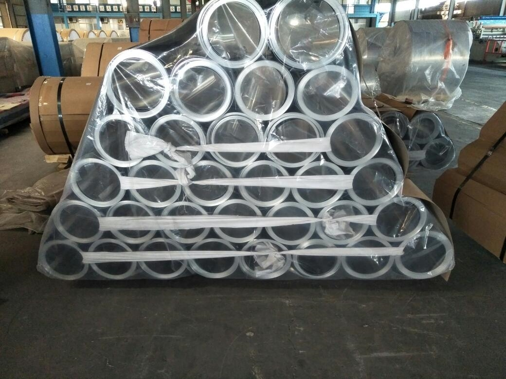 山东铝皮厂供应热管道保温防腐铝皮