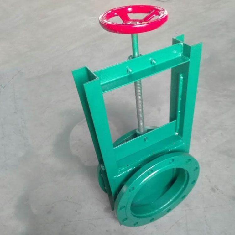 供应插板阀 工业管道手动电动气动插板阀