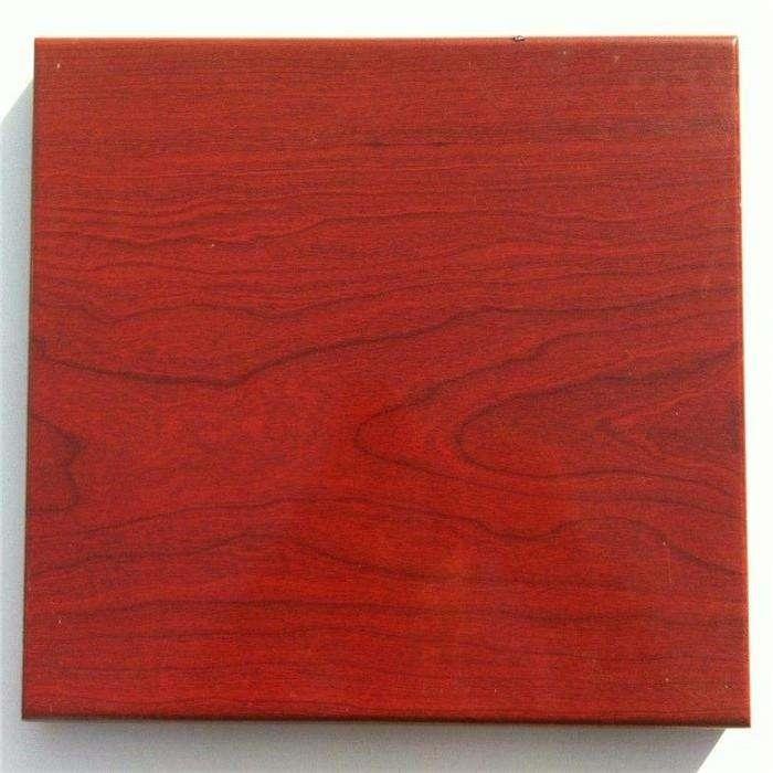 木纹铝单板 转印木纹铝合金 铝单板厂家