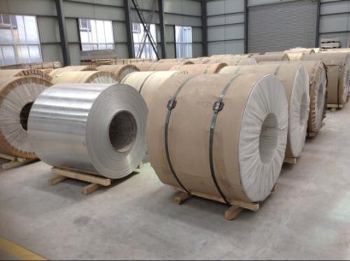 电厂化工厂专项使用保温防锈铝皮、铝卷,铝板