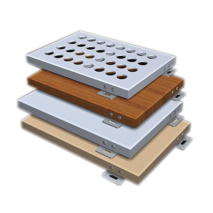 铝单板定制提供样板安全可靠