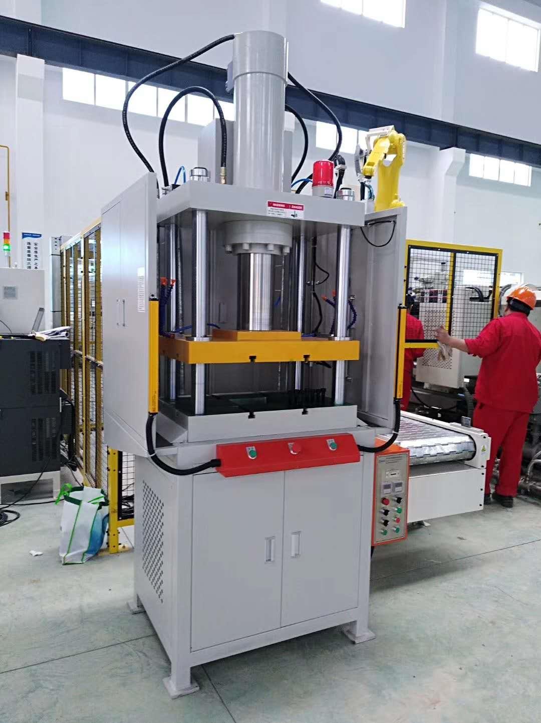 20吨汽车压铸件切边机 准确压铸件切边机