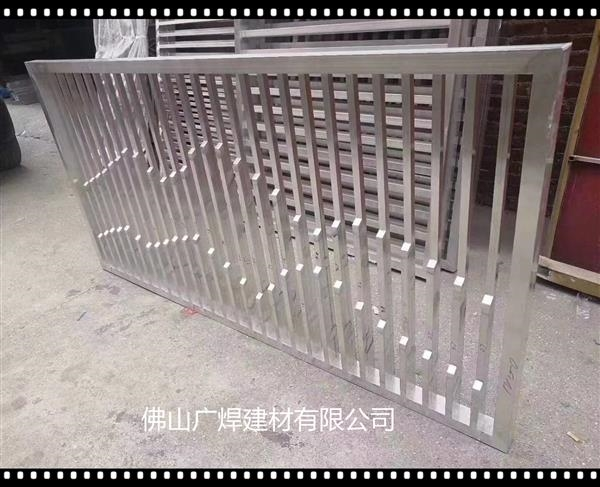 铝窗花生产就找广焊,焊接铝窗花