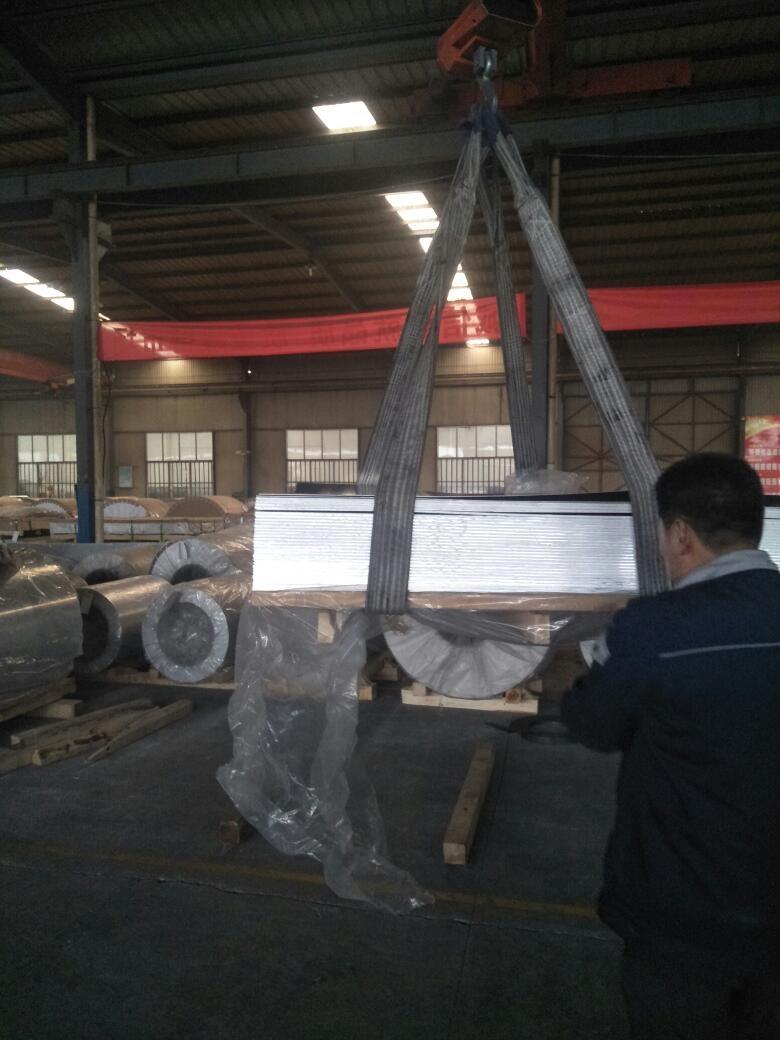5052铝板油箱铝板厂家供应
