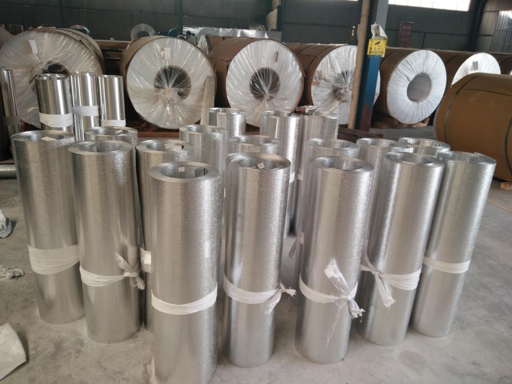 5052铝卷铝镁合金厂家供应