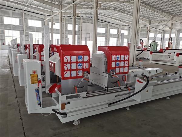 塑钢门窗加工设备专业制造厂商