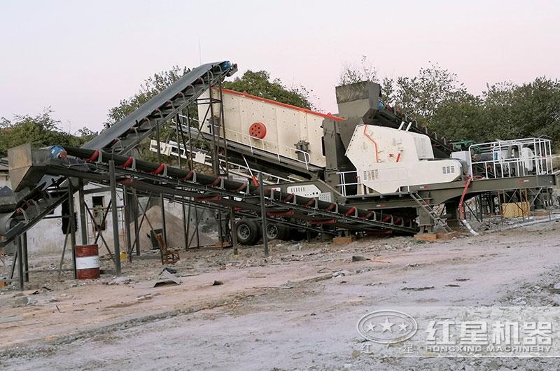 水泥路面破碎机设备可选款型较多Y2