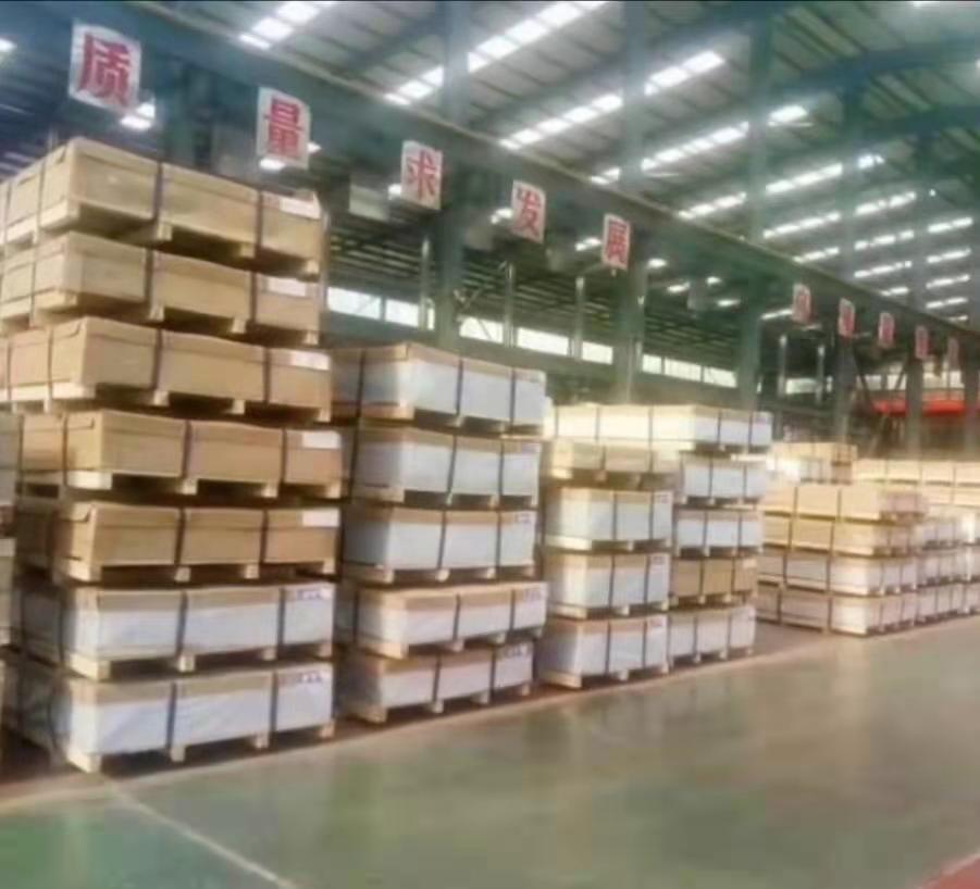 5052宽厚合金铝板生产,拉伸合金铝板,陕西合金铝板生产