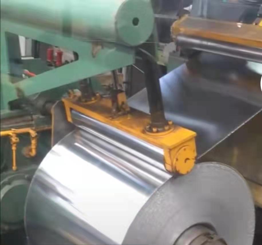 电厂化工管道保温合金铝卷,管道保温合金铝卷
