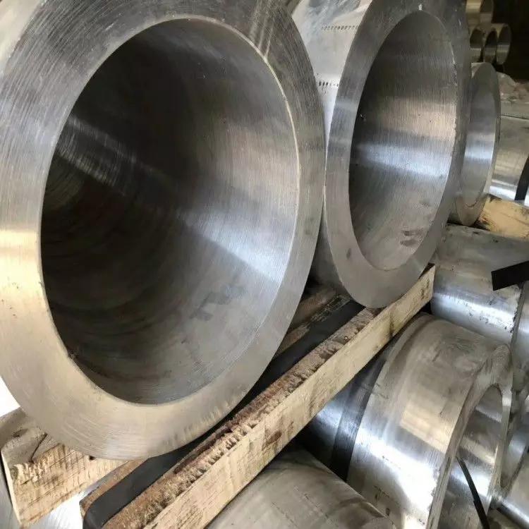 合金铝管 无缝铝管 厚壁铝方管