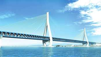 港珠澳大桥开通!哪里用到了工业铝?铝合金的桥梁你又知多少?