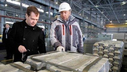 如果美国采取更温和的制裁策略 可减轻俄铝失业威胁