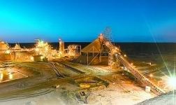牙买加交通矿业部长到访阿尔帕特氧化铝厂