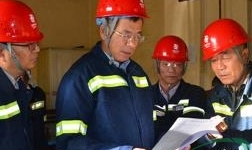 国电投铝电党委副书记王同明到宁夏能源铝业