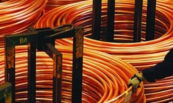 波兰铜产商KGHM第三季利润大增84%