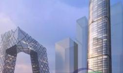 """和平铝业打造220米阳光保险金融中心,""""天眼""""造型闪耀北京CBD"""