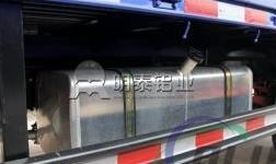 明泰铝业签订100多吨重卡储气筒用5083铝板合同