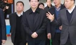 张波会见农业银行山东省分行副行长郑祖刚一行