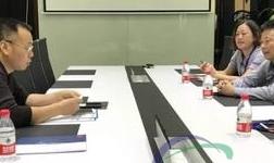 中国铝业协会会长曾黎滨一行前往广东东莞企业考察